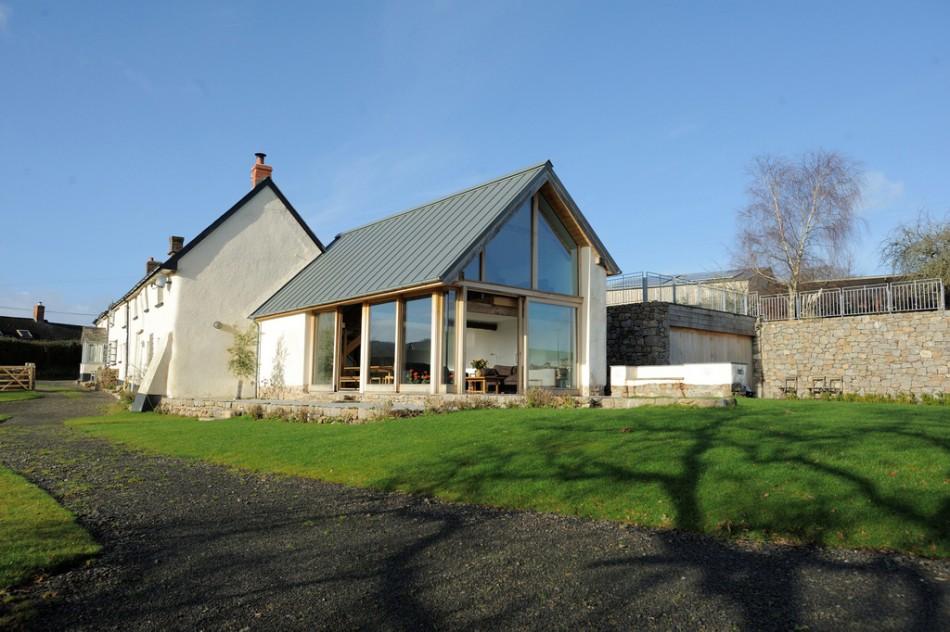 Woodbrooke Farm, Drewsteignton